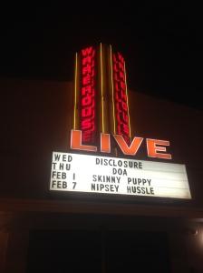 Disclosure 01/28 - Houston,TX via JB