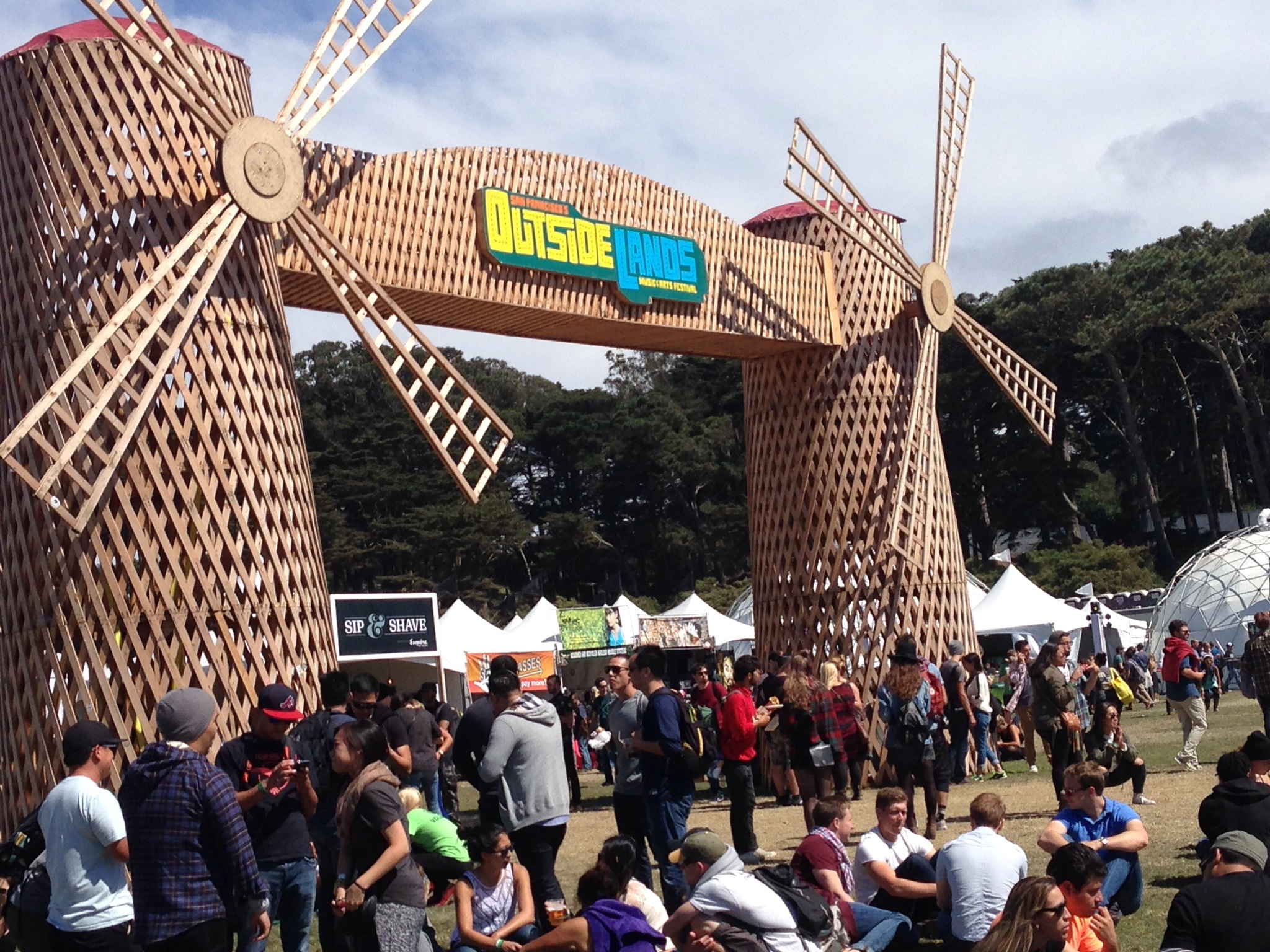 Outside Lands San Francisco AAOP