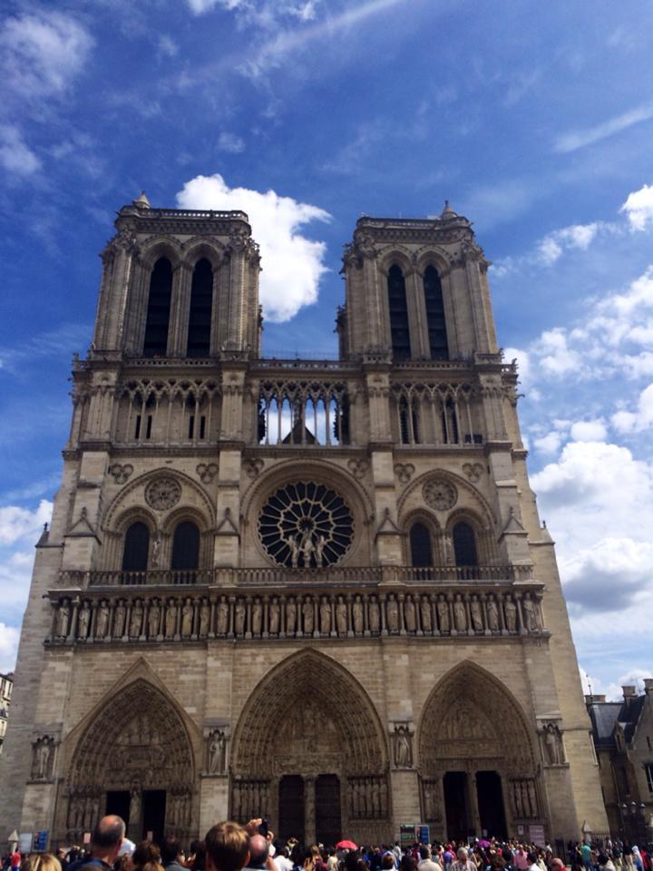 Notre-Dame de Paris (Notre-Dame Cathedral)