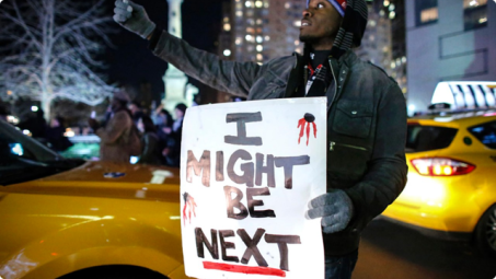 #ICantBreathe: What Eric Garner's Death Reveals About America // https://theartofperspective.co/2014/12/05/i-cant-breathe-what-eric-garners-death-reveals-about-america/