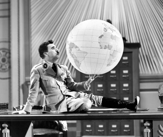 David Michael Newstead The Great Dictator AAOP Charlie Chaplin JeSuisCharlie