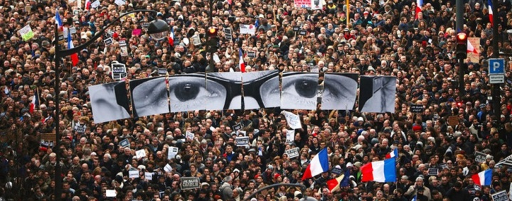 David Michael Newstead The Great Dictator AAOP Charlie Chaplin JeSuisCharlie Paris March