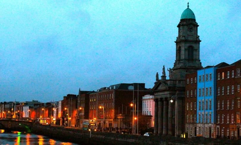auren Michelle Ireland AAOP Dublin