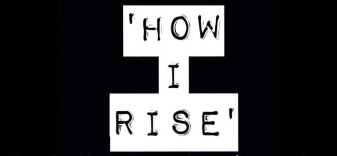 Announcement: Launch of 'How I Rise' series https://theartofperspective.co/2017/01/13/announcement-launch-of-how-i-rise-series/