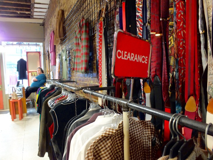 thrift store chronicles nyc vintage clothing and
