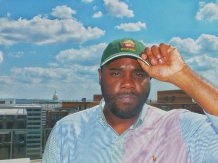 I'm Kamau M. Marshall, Organic Gentleman, and this is 'How I Rise' https://theartofperspective.co/2017/08/19/im-kamau-m-marshall-organic-gentleman-and-this-is-how-i-rise/